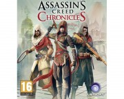 - Assassins Creed Chronicles Pack PS4