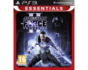 - Star Wars The Force Unleashed II Essentials PS3