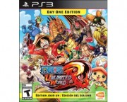 PlayStation igre - One Piece Unlimited World Red D1 Edition PS3