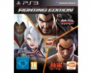 PlayStation igre - Fighting Compilation: Tekken 6 + Soul Calibour 5 + Tekken Tag Tournament 2 PS3