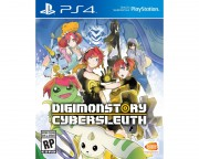 - Digimon Story: Cyber Sleuth PS4