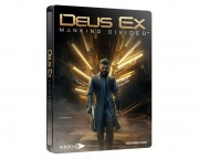 igrice za xbox 360 - Deus Ex Mankind Divided Steelbook edition XBOX ONE