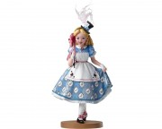 - Alice In Wonderland Masquerade Figurine
