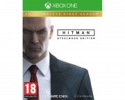 igrice za xbox 360 - Hitman The Complete First Season Steelbook Edition XBOX ONE