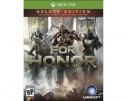 - For Honor Deluxe Edition XBOX ONE