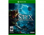 igrice za xbox 360 - STYX - Shards Of Darkness XBOX ONE