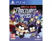Najava igara - South Park The Fractured But Whole Gold Edition PS4