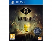 - Little Nightmares The Six Edition PS4