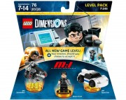 - LEGO Dimensions Level Pack Mission Impossible