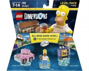 - LEGO Dimensions Level Pack Simpson Homer