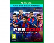 - Pro Evolution Soccer 2018 Premium Edition XBOX ONE