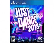 - Just Dance 2018 PS4