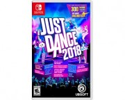 - Just Dance 2018 Switch