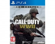 Najava igara - Call of Duty: WWII Pro Edition PS4