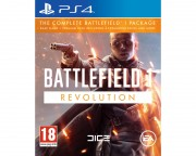 - Battlefield 1 Revolution PS4