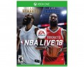 NBA Live 18: The One Edition XBOXONE