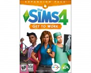 - The Sims 4: Get to Work (EP1) PC