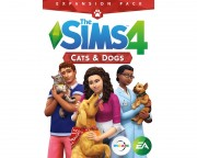 sniženje cena igara, Fifa, UFC, NFS, Need for speed, Plants vs Zombies, sims4, battlefield1 - The Sims 4: Cats & Dogs (EP3) PC