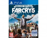 - Far Cry 5 Deluxe Edition PS4