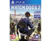 - Watch Dogs 2 Standard Edition PS4