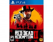 - Red Dead Redemption 2 PS4