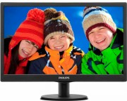 "- 18.5"" V-line 193V5LSB2/10 LED monitor"