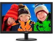 "- 21.5"" V-line 223V5LSB/00 LED monitor"