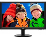 "- 23.6"" V-line 243V5LHSB/00 LED monitor"