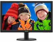 "- 23.6"" V-line 243V5LHSB5/00 LED monitor"