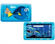 "tableti, tablet računari, tableti cene - Themed Finding Dory 7"" 4-Core 1.2GHz 512MB 8GB Android 5.1 plavi (ES-THEMED-7-DORY)"