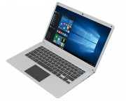 "- SmartBook SB145 14.1"" Intel N3350 Dual Core 1.10GHz (2.40GHz) 4GB 32GB Windows 10 Home 64bit srebrni"