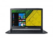 "- Aspire A517 17.3"" FHD i3-7020U 4GB 256GB SSD GeForce MX130 2GB crni"