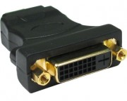 NO NAME - Adapter DVI-D Dual Link (F) - HDMI (M)