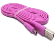 - Full Speed Micro kabl 2m pink