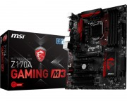 - Z170A GAMING M3