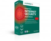 - Kaspersky Internet Security godišnja licenca - 3 korisnika (Multi device)