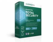 - Kaspersky Total Security godišnja licenca