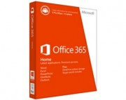 office 2013 - Office 365 Home 32bit/64bit, Central/Eastern European only, medialess, P2 (6GQ-00660)