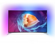 "- 65"" 65PUS8700/12 Smart 3D LED 4K Curved UHD Android Ambilight digital LCD TV"