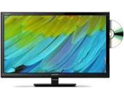 "- 22"" LC-22DFE4011E Full HD digital LED TV + DVD Player"