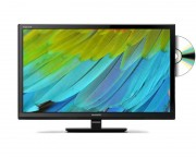 "- 24"" LC-24DHF4012E digital LED TV + DVD Player"
