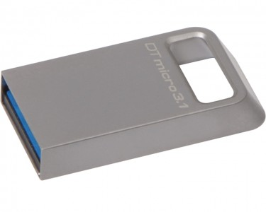 32GB DataTraveler Micro USB 3.1 flash DTMC3/32GB srebrni