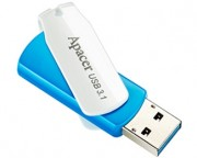 usb flash memorije - 8GB AH357 USB 3.1 flash plavi