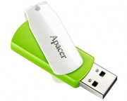 - 16GB AH335 USB 2.0 flash zeleni